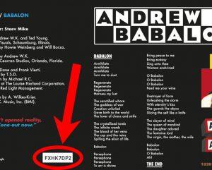 """BABALON 7"""""""